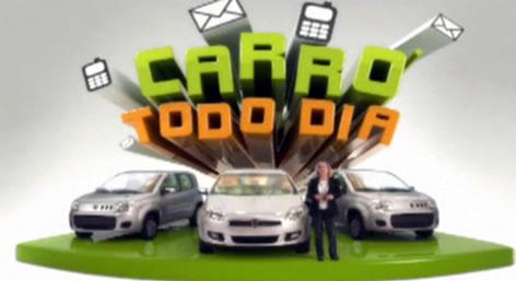 Promoção Carro todo dia da globo