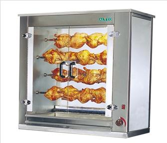 Tempero para frango assado na máquina