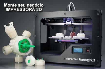 impressora 3d como funciona