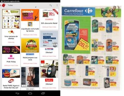 Confira ofertas supermercado internet