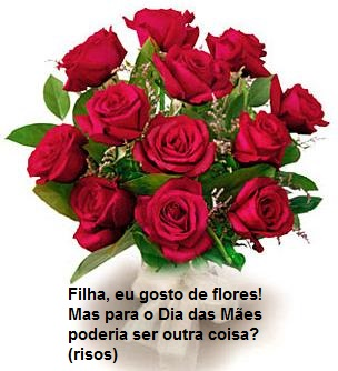 flores para dia das mães