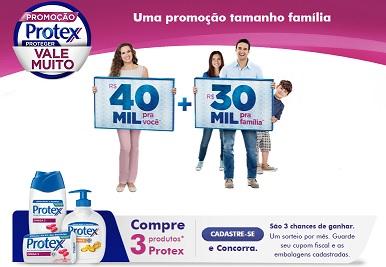 promoção protex 2014
