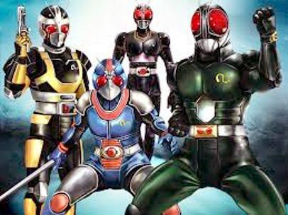 Kamen Rider Rx