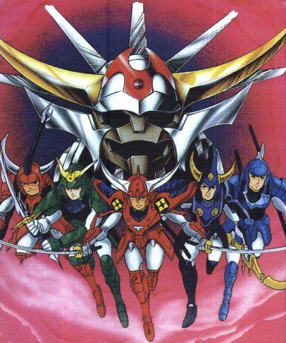 Ronin Samurai Warriors