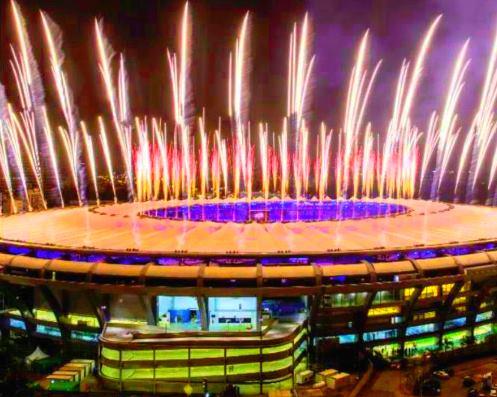 Abertura Paraolimpiada Rio 2016