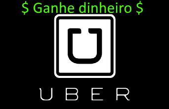 Ganhe Dinheiro com Uber