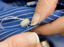 Negócio conserto de roupas ou Costureira
