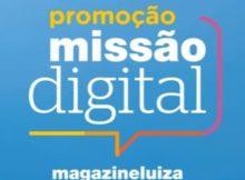 Promoção Magazine Luiza 2016