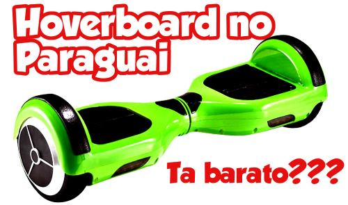Skate elétrico Hoverboard Barato