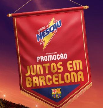Promoção Nescau irá sortear 10 viagens para Barcelona, na Espanha e milhares de vale presentes na lata do Nescau! Confira como participar!