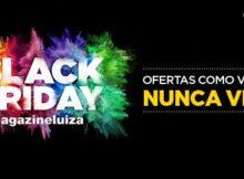 Black Friday Magazine Luiza 2017