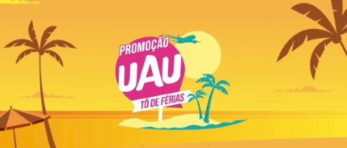promoção UAU 2018 irá sortear viagens para o Caribe