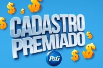 Promoção Cadastro Premiado PeG