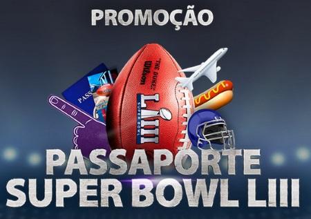 Promoção Visa Netshoes Super Bowl
