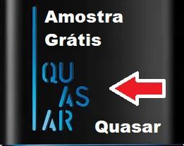 Promoção Amostra Grátis Boticario Quasar