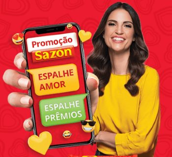 Promoção Sazon 2019
