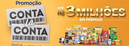 Como participar da Promoção Conta la conta Nestlé
