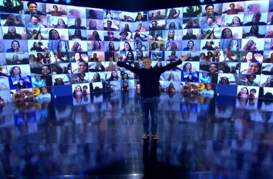 Como participar da plateia Virtual da Globo