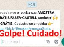 Promoçao Faber Castell é verdade?