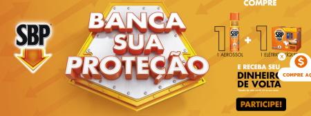 Promoção SBP Banca sua Proteção