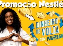 Promoção Dinheiro de Volta Nestlé