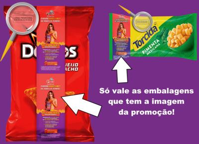 Promoção Elma Chips Código
